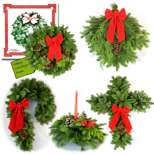 Fundraising Programs Selling Christmas Wreaths